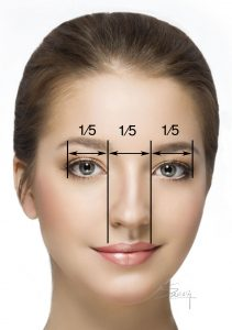 Face Proportion - Nose Width - Rhinoplasty